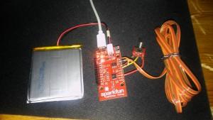 ESP8266 + DS18B20 langaton lämpömittari